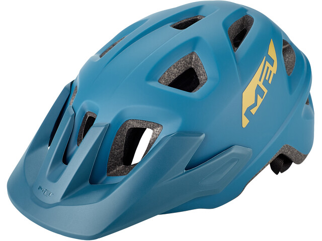 MET Echo Helm petrol blue